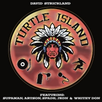 Native American Producer David Strickland Releases New Single 'Turtle Island'