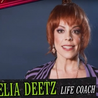 VIDEO: A Message From BEETLEJUICE's #1 Life Coach, Leslie Kritzer Photo