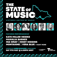 Tune Into THE STATE OF MUSIC This Saturday Photo