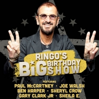 Ringo Starr To Celebrate 80th Birthday with Charity Broadcast Photo