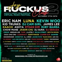 Sessions Partners with Joy Ruckus Club To Stream Largest Virtual Asian American Music Photo