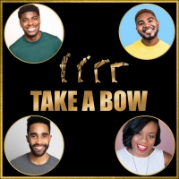 Jawan M. Jackson, Cody Renard Richard, and more Joined TAKE A BOW Podcast  Photo