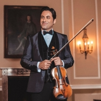 Violinist Philippe Quint to Perform Two Curated Multimedia Programs in California Photo
