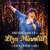 Trevor Ashley Stars As Liza Minnelli In LIZA (WITH A HE) Photo