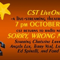 CST LiveOnline! Presents SORRY, WRONG NUMBER Photo