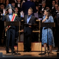 BWW Review: Bryce Pinkham Overthrows The Government as MasterVoices Presents Gershwin Photo