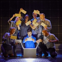 THE CURIOUS INCIDENT OF THE DOG IN THE NIGHT-TIME Comes to The Bristol Hippodrome Photo