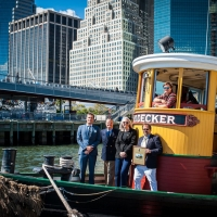 South Street Seaport Museum Receives 'Tugboat Of The Year' Award Photo