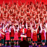 San Francisco Gay Men's Chorus Rings In The Holiday With (AT) HOME FOR THE HOLIDAYS Photo
