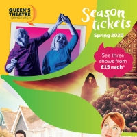 Queen's Theatre Hornchurch Announces Spring 2020 Season Photo