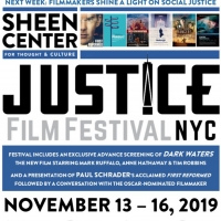 The 7th Annual Justice Film Festival Returns Nov. 13 -16 at the Sheen Center for Thou Photo