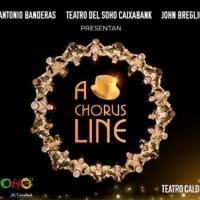 Antonio Banderas confirma que A CHORUS LINE llega a Madrid Photo