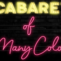 Penn State Centre Stage Virtual Presents CABARET OF MANY COLORS Photo
