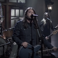 VIDEO: Foo Fighters Perform 'Shame Shame' and 'Times Like These' on SATURDAY NIGHT LI Photo