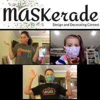 Dallas Children's Theater Calls On Children Grades K-12 To Create Their Own Mask Photo