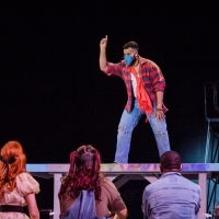 GODSPELL Opens at Garden Theatre Photo