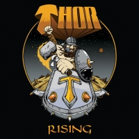 THOR Debuts New Single & Video From His Forthcoming Album RISING, Announces West Coast Tour!