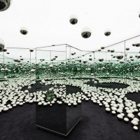 Rubell Museum To Re-Open Two Yayoi Kusama Infinity Rooms Beginning Tomorrow Photo