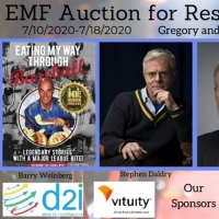 Tony-Winner Gregory Jbara Leads Emergency Medicine Foundation Silent Auction For COVI Photo