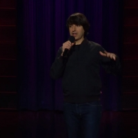 VIDEO: Watch Demetri Martin Perform Stand-Up on THE LATE LATE SHOW