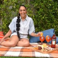 Welcome Summer with APEROL SPRITZ and Tia Mowry Photo