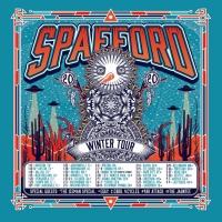 Spafford Announces Winter Tour
