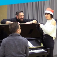 VIDEO: Sing Along to Holiday Songs With Raul Esparza and Krysta Rodriguez
