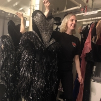 Behind the Curtain: Interview With Adrienne Littlefield - Dresser on MOULIN ROUGE! Photo