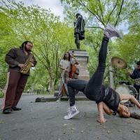 Giant Step Arts WALK WITH THE WIND Series with Melissa Aldana & Darius Jones Photo