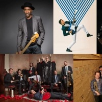 2021 Tucson Jazz Festival to Present Eight Bands Over Two Days Photo