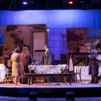 THE DIARY OF ANNE FRANK Comes to Music Mountain Theatre Photo