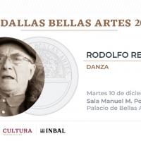 La Medalla Bellas Artes Corona La Trayectoria De Rodolfo Reyes A Seis Décadas En La  Photo