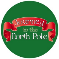 JOURNEY TO THE NORTH POLE Drive-Through Holiday Experience Now Open at the INDUSTRIAL Photo
