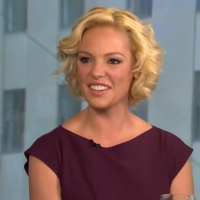 VIDEO: Watch Katherine Heigl's Best Moments on TODAY SHOW!