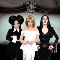 Peaches Christ, Sharon Needles and Jinkx Monsoon Lead Drag Parody ADAM'S APPLE FAMILY Photo