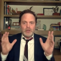 VIDEO: Rainn Wilson Talks About His Favorite Scene From THE OFFICE on THE KELLY CLARK Video