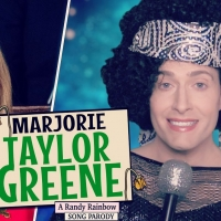 VIDEO: Randy Rainbow Has at Marjorie Taylor Greene with a Barbra Streisand Classic Photo