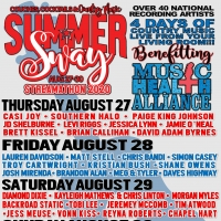 Country Sway's Summer Sway Streamathon Launches This Week Photo