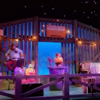 VIDEO: First look at Spookley the Square Pumpkin at Stages Theatre Company