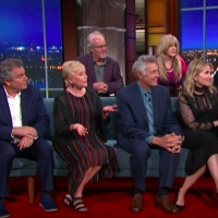 VIDEO: THE BRADY BUNCH Talks Reuniting for the HGTV Series on THE LATE SHOW WITH STEP Photo