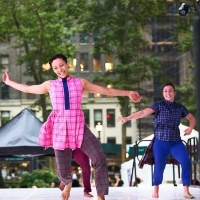 Upcoming Bryant Park Picnic Performances to Feature Limón Dance Company, Paul Taylor Photo