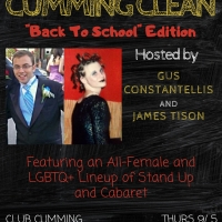 """CUMMING CLEAN: """"Back-To-School"""" Edition Comes To Club Cumming! Photo"""