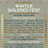 The Shift Network Announces Winter Solstice Fest, Featuring Shpongle, John Butler, Ta Photo
