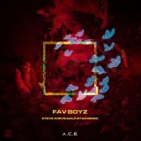 Steve Aoki Joins K-Pop 'Fav Boyz' A.C.E on 'Gold Star Remix' Photo