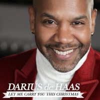 Darius de Haas Releases Holiday Single, 'Let Me Carry You This Christmas' Photo