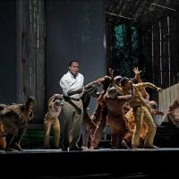 Warner Theatre to Present The Met: Live in HD's FIRE SHUT UP IN MY BONES Photo