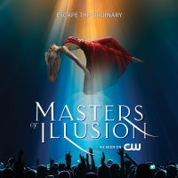 MASTERS OF ILLUSION Returns to The CW on May 15 Photo