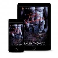 Bailey Thomas Releases New Romantic Suspense Novel TRENT'S REDEMPTION Photo