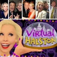 BWW Previews: Julie Halston Finally Welcomes Jim Caruso to VIRTUAL HALSTON Photo