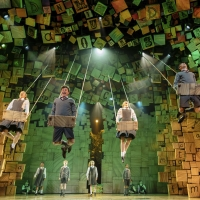 100th Matilda And New Casting Announced For MATILDA THE MUSICAL